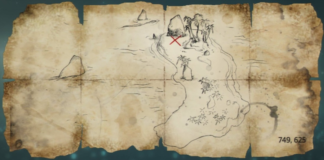 Assassin's Creed IV Black Flag - All 19 Maps & Locations + All Chest Locations in Single Player Mode - Locations/Maps: - 884392A