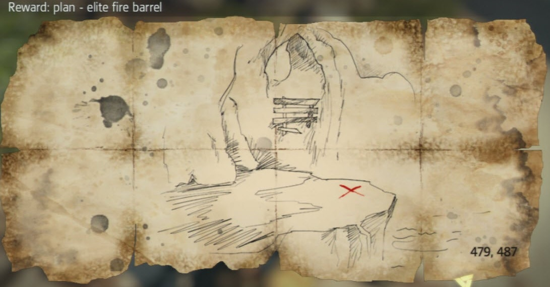 Assassin's Creed IV Black Flag - All 19 Maps & Locations + All Chest Locations in Single Player Mode - Locations/Maps: - BD13809