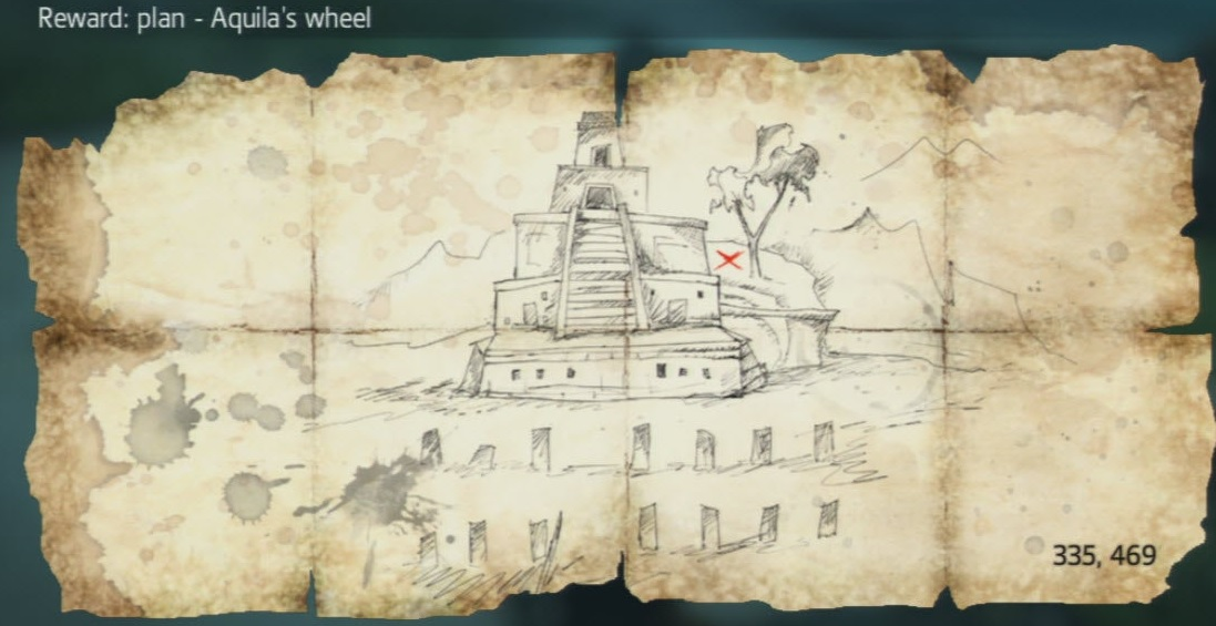 Assassin's Creed IV Black Flag - All 19 Maps & Locations + All Chest Locations in Single Player Mode - Locations/Maps: - B55B0B9