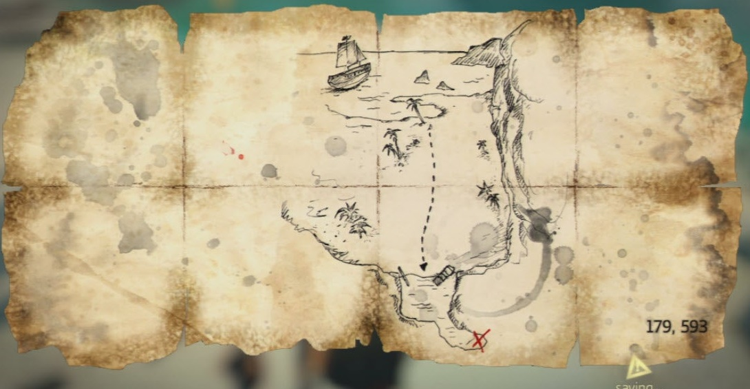 Assassin's Creed IV Black Flag - All 19 Maps & Locations + All Chest Locations in Single Player Mode - Locations/Maps: - 40C8436