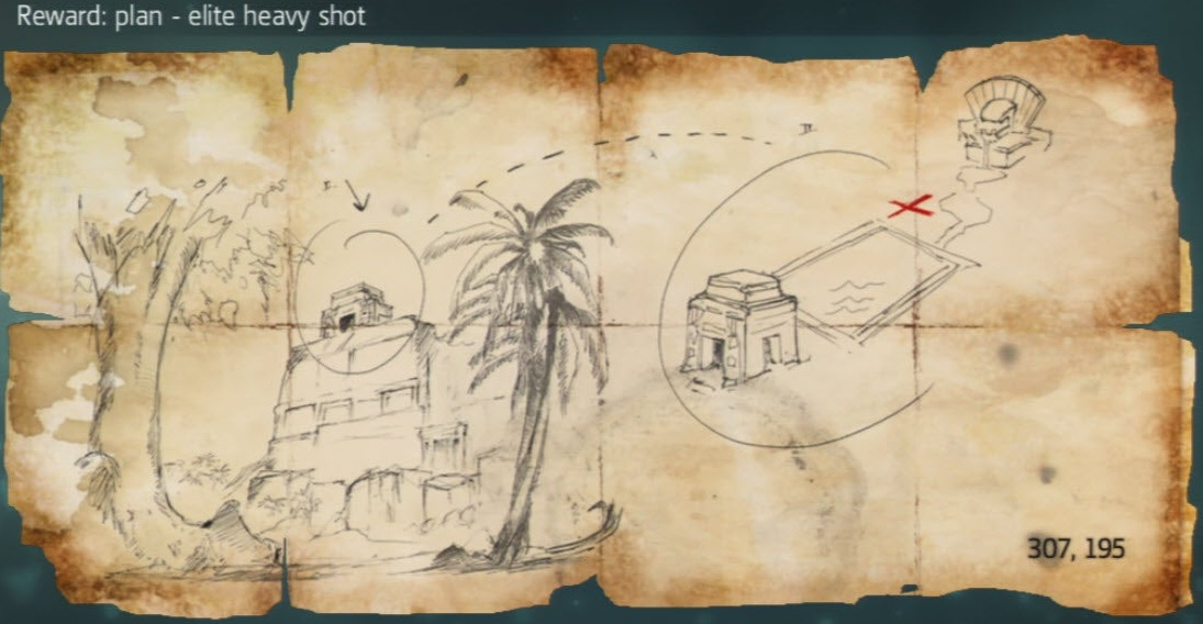 Assassin's Creed IV Black Flag - All 19 Maps & Locations + All Chest Locations in Single Player Mode - Locations/Maps: - 0C59CD3