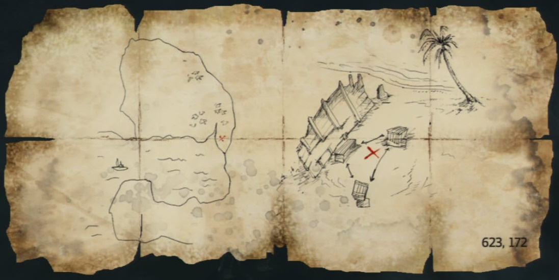 Assassin's Creed IV Black Flag - All 19 Maps & Locations + All Chest Locations in Single Player Mode - Locations/Maps: - 2BD653B