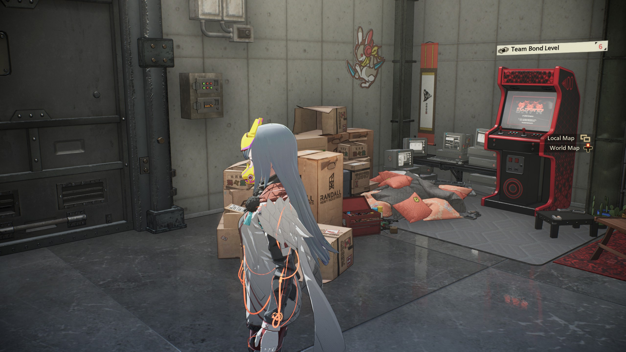 SCARLET NEXUS - Yuito & Kasane's Visual differences + Unique Gifts Explained! - Arashi's Area - B1CA3E4