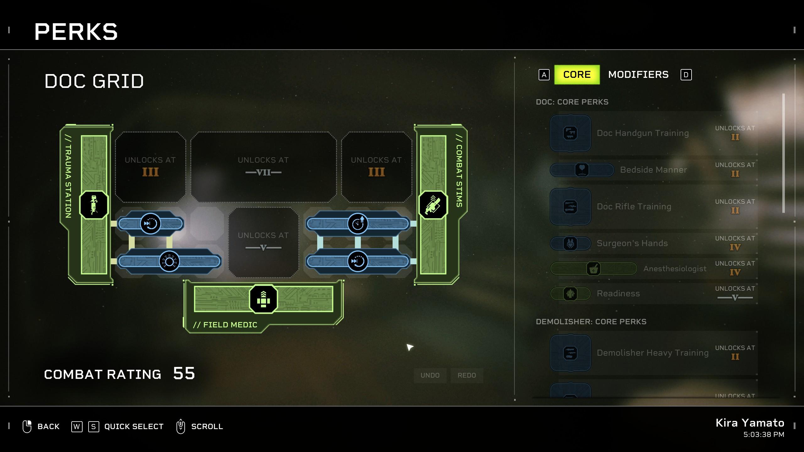 Aliens: Fireteam Elite - Classes Guide - Roles and the Basic Tips - Skill Trees - 596E0C8