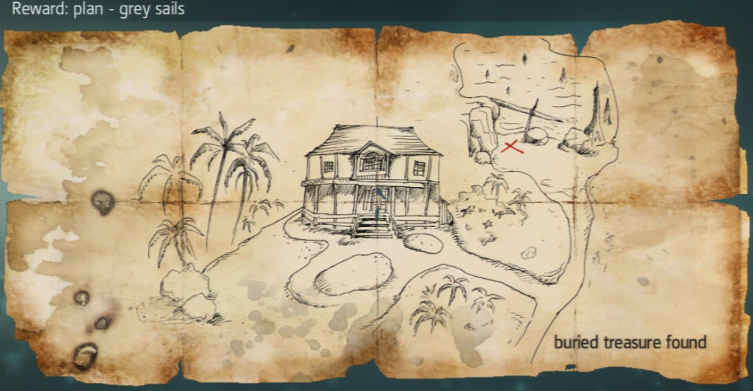 Assassin's Creed IV Black Flag - All 19 Maps & Locations + All Chest Locations in Single Player Mode - Locations/Maps: - E9ABCCE