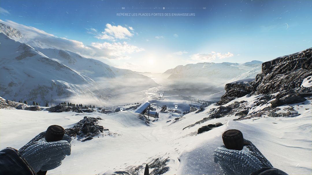 Battlefield™ V - Locations of All Letters in Game + Walkthrough - 14 LETTERS NORDLYS - 131128A