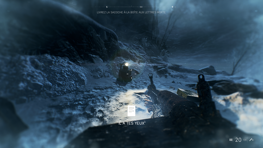 Battlefield™ V - Locations of All Letters in Game + Walkthrough - 14 LETTERS NORDLYS - 8F2DB1D
