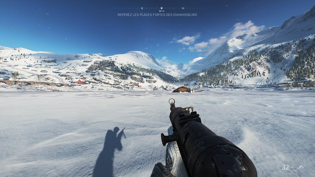 Battlefield™ V - Locations of All Letters in Game + Walkthrough - 14 LETTERS NORDLYS - E7F88E5