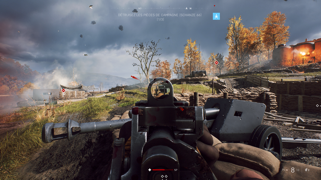 Battlefield™ V - Locations of All Letters in Game + Walkthrough - 17 LETTERS TIRAILLEUR - 0291BD7