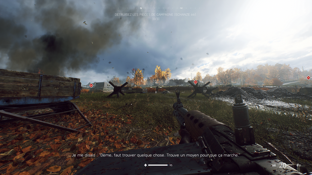 Battlefield™ V - Locations of All Letters in Game + Walkthrough - 17 LETTERS TIRAILLEUR - 0911E34