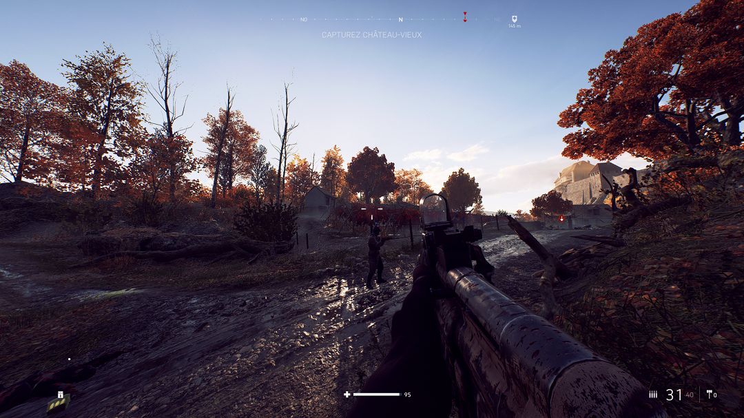 Battlefield™ V - Locations of All Letters in Game + Walkthrough - 17 LETTERS TIRAILLEUR - 23EA202