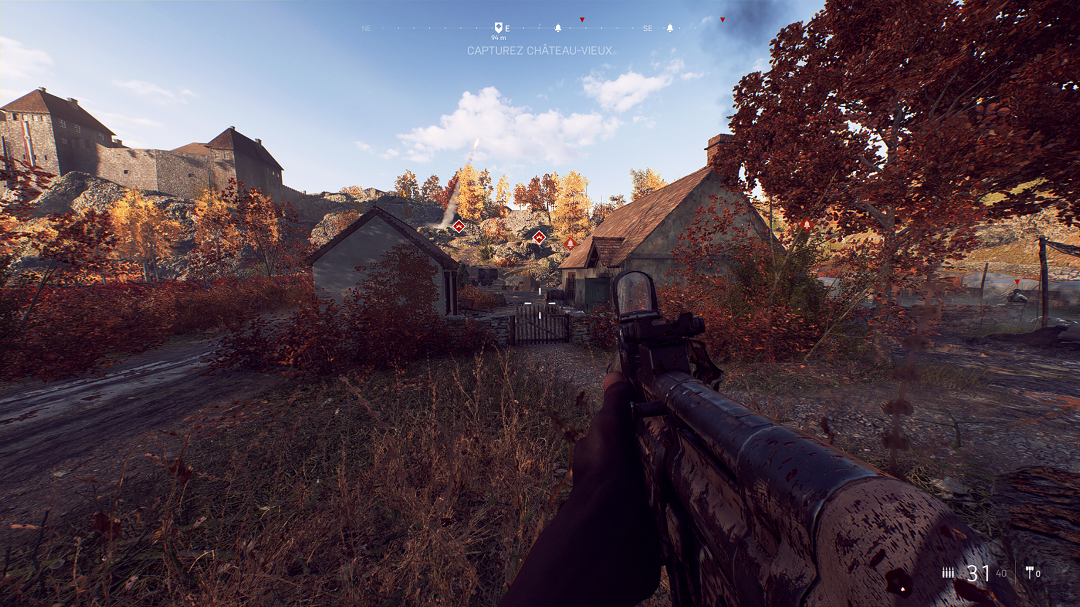 Battlefield™ V - Locations of All Letters in Game + Walkthrough - 17 LETTERS TIRAILLEUR - 2BC5515