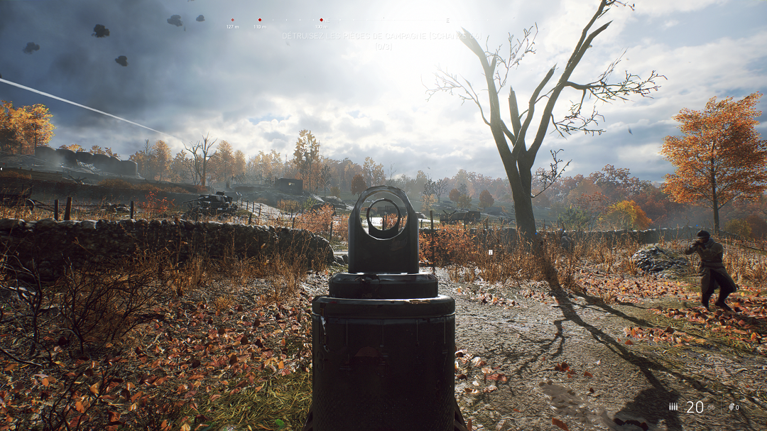 Battlefield™ V - Locations of All Letters in Game + Walkthrough - 17 LETTERS TIRAILLEUR - 2C60DFD