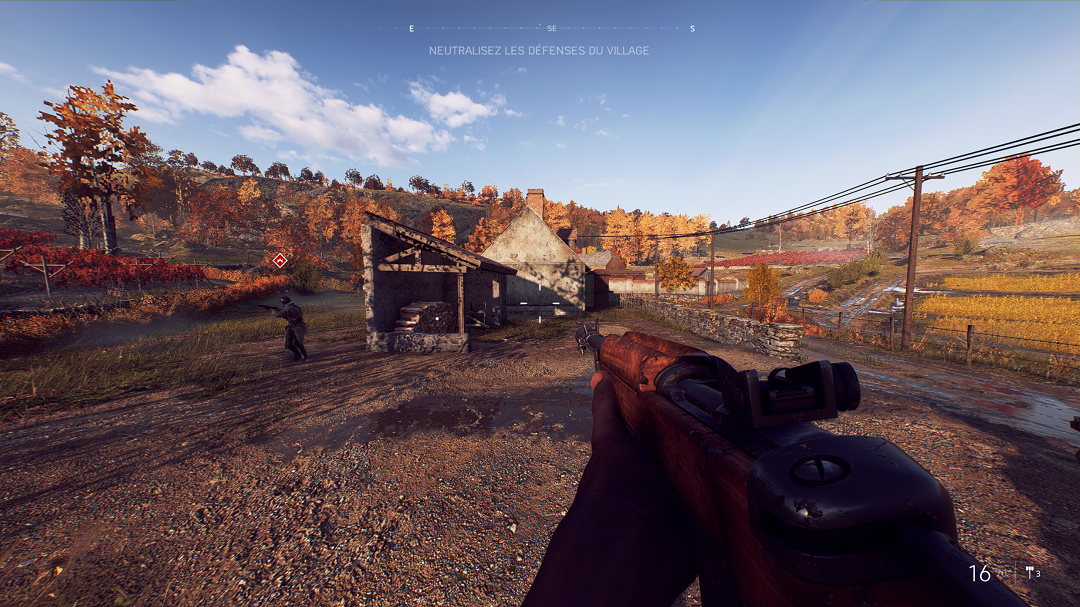 Battlefield™ V - Locations of All Letters in Game + Walkthrough - 17 LETTERS TIRAILLEUR - 5300533