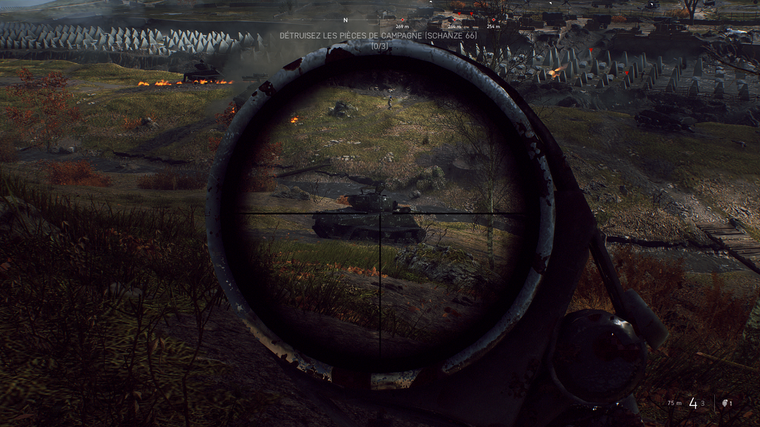Battlefield™ V - Locations of All Letters in Game + Walkthrough - 17 LETTERS TIRAILLEUR - 648052C