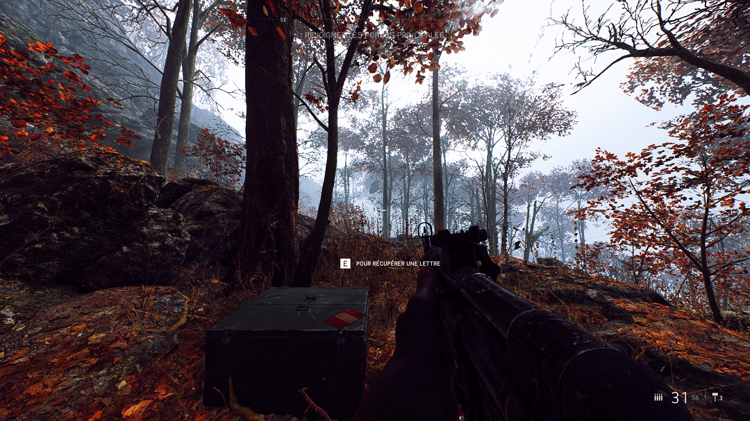 Battlefield™ V - Locations of All Letters in Game + Walkthrough - 17 LETTERS TIRAILLEUR - 6A7675F