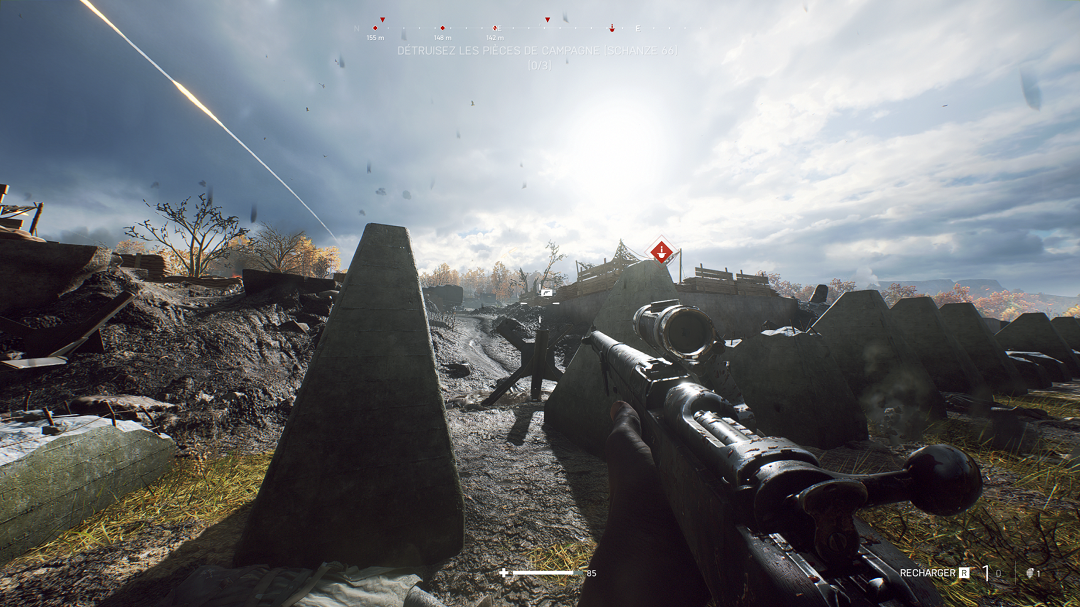 Battlefield™ V - Locations of All Letters in Game + Walkthrough - 17 LETTERS TIRAILLEUR - 751B7A0