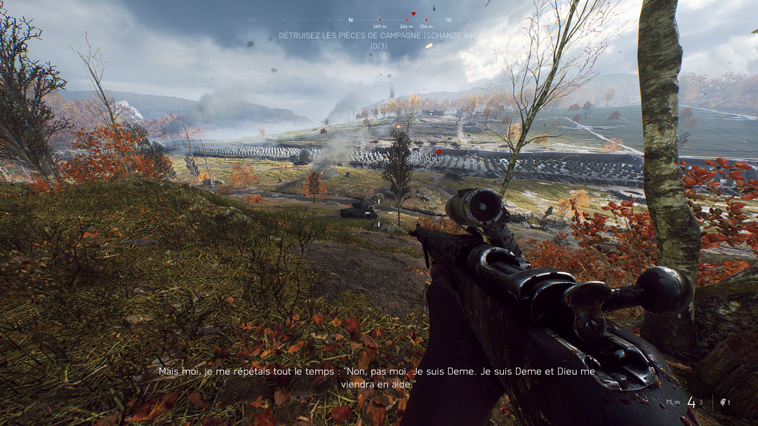 Battlefield™ V - Locations of All Letters in Game + Walkthrough - 17 LETTERS TIRAILLEUR - 9B2170C