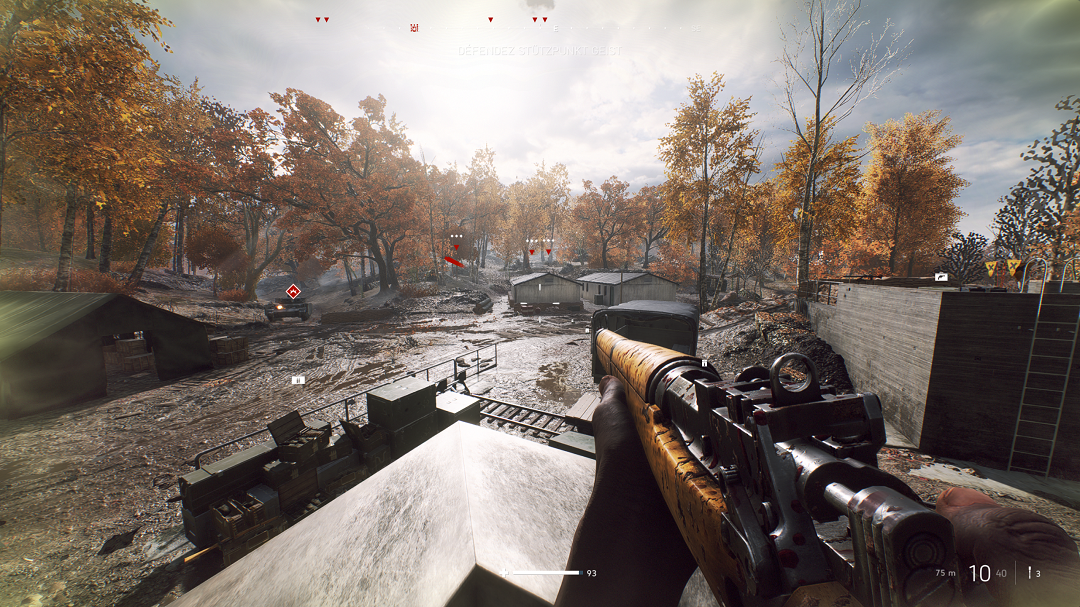 Battlefield™ V - Locations of All Letters in Game + Walkthrough - 17 LETTERS TIRAILLEUR - A049F60