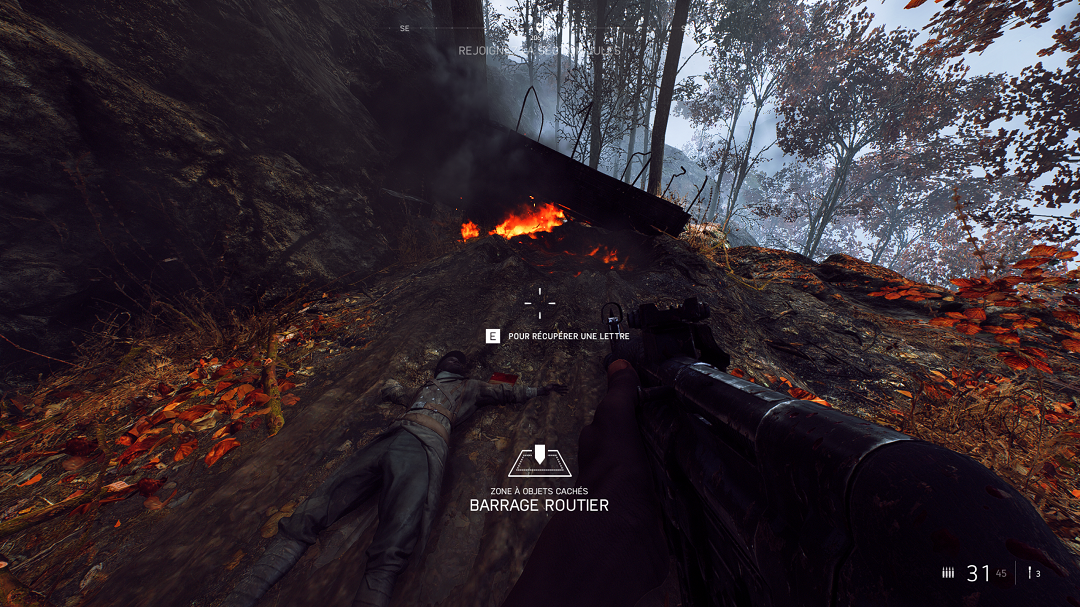 Battlefield™ V - Locations of All Letters in Game + Walkthrough - 17 LETTERS TIRAILLEUR - E96F35B