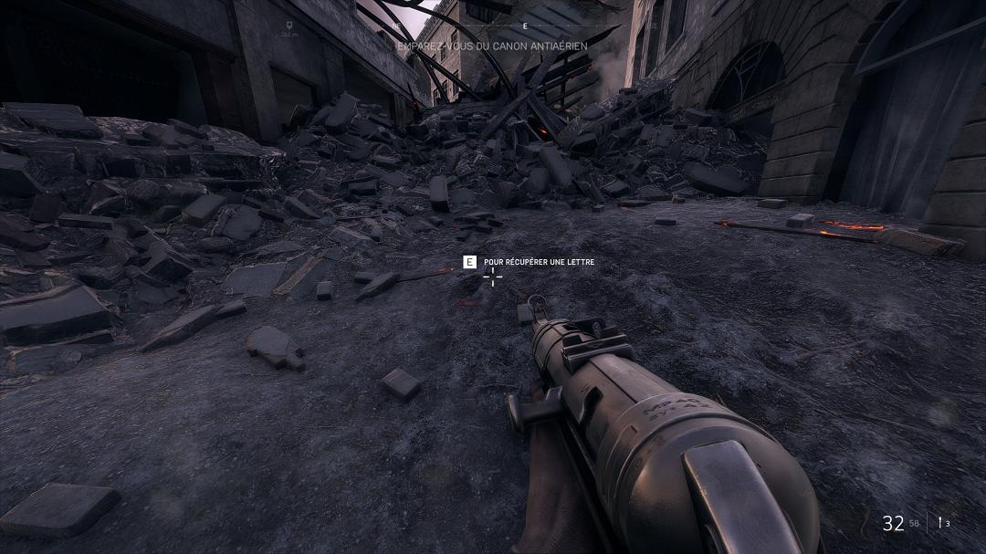 Battlefield™ V - Locations of All Letters in Game + Walkthrough - 6 LETTERS LAST TIGER - 7DE2970