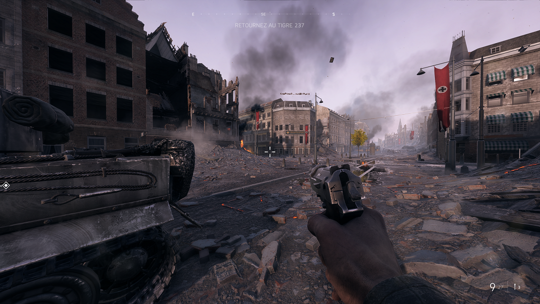 Battlefield™ V - Locations of All Letters in Game + Walkthrough - 6 LETTERS LAST TIGER - 7F91F87