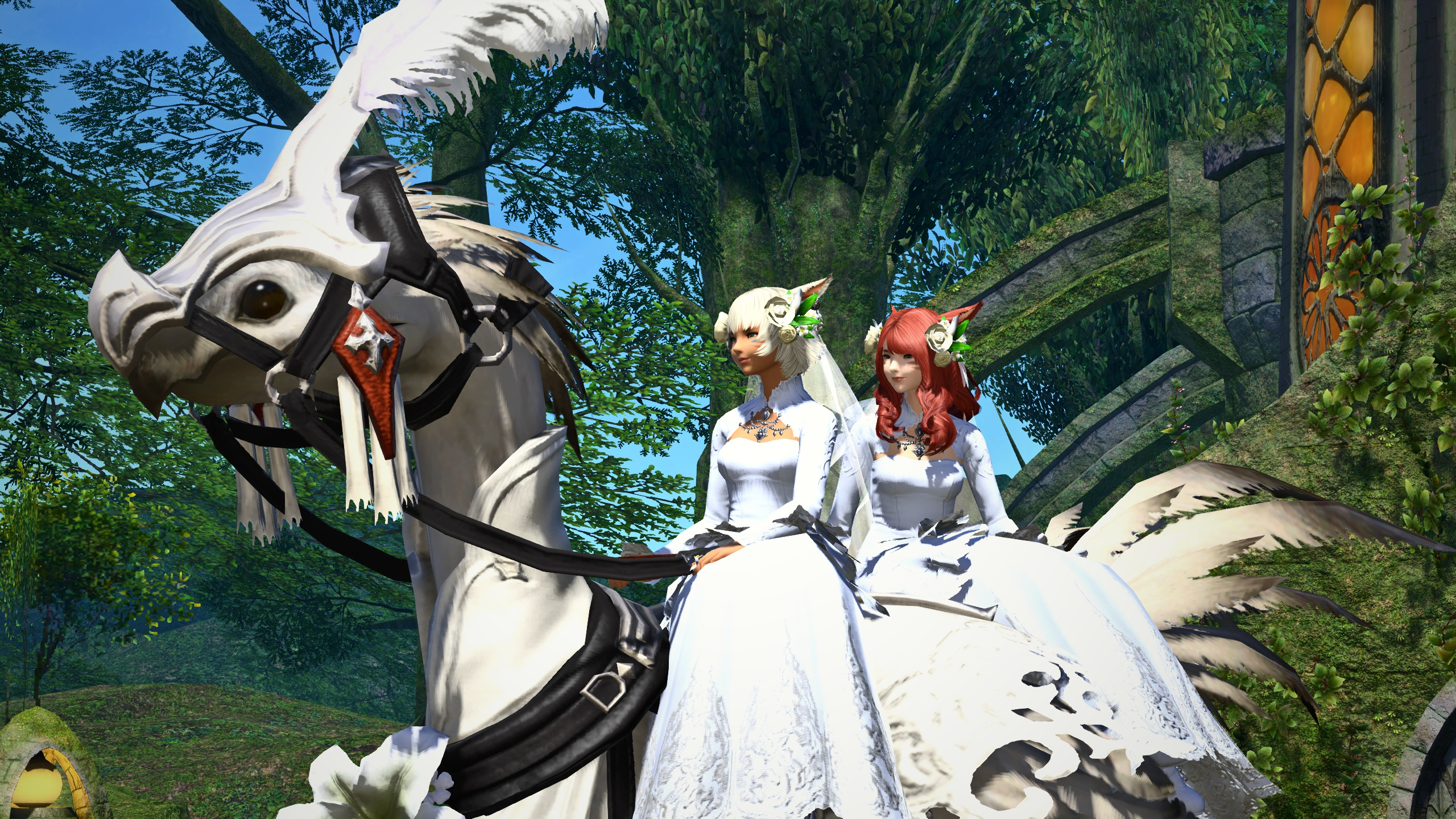 FINAL FANTASY XIV Online - Advanced Players Guide + Unlocking Features + Side Quest Tips - The Ceremony of Eternal Bonding - E511EF2