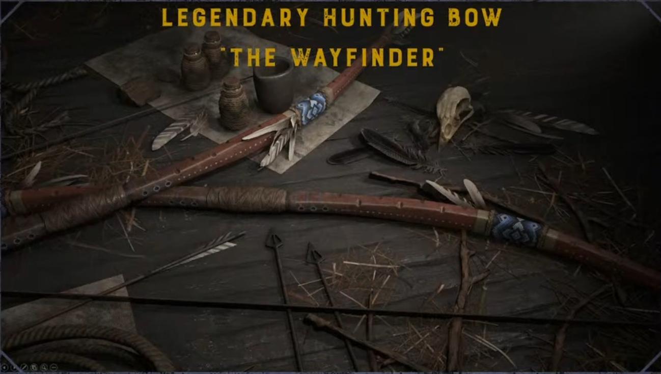 Hunt: Showdown - Light the Shadow Event Guide - Path 1 Pierce the Shadow - Unlocks the Hunting Bow - 427B2C7