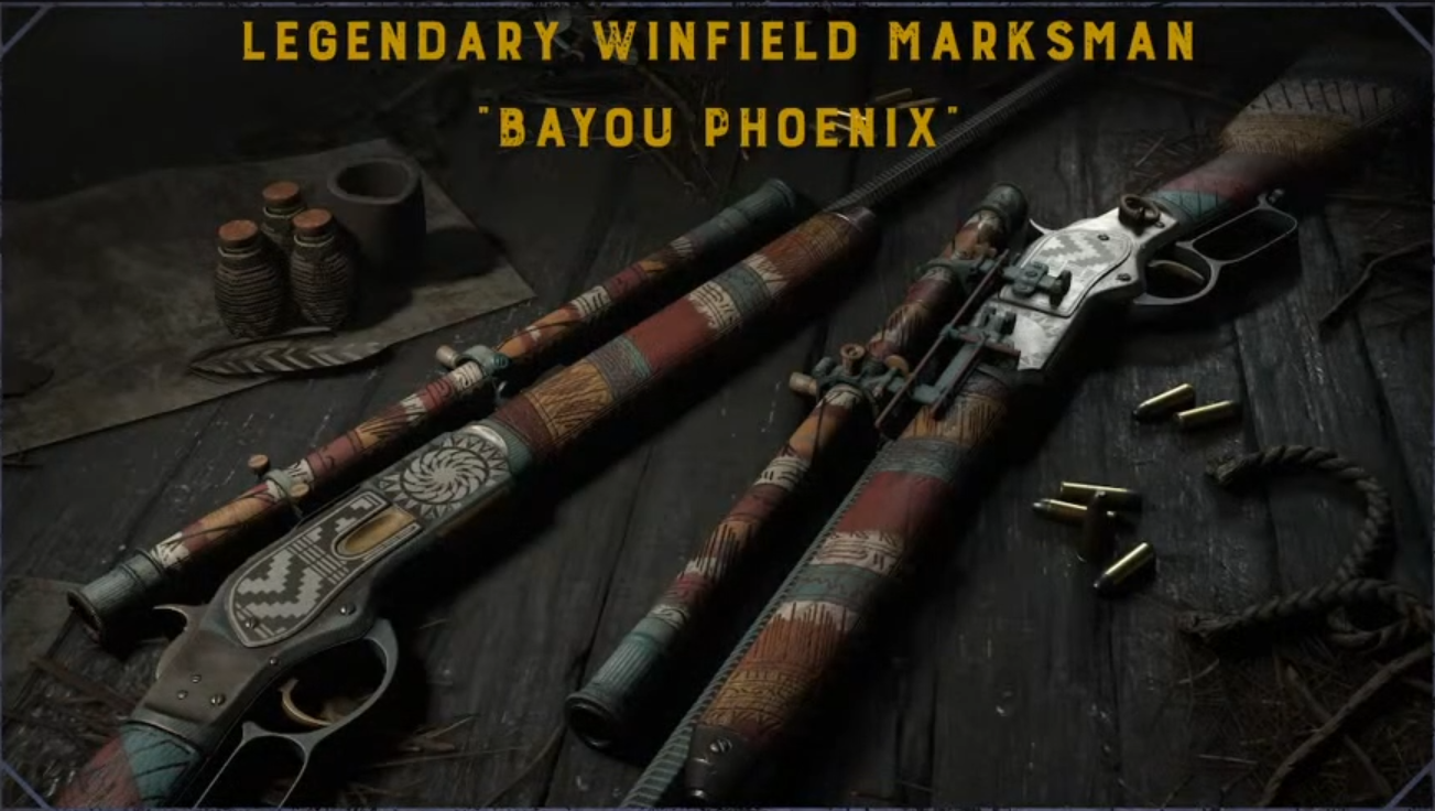 Hunt: Showdown - Light the Shadow Event Guide - Path 2 Cleave the Shadow - Unlocks the Throwing Axe - 70FF795