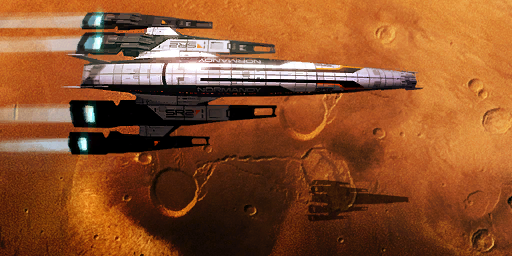 Mass Effect™ Legendary Edition - Guide to Normandy and Crewmate Upgrade - Normandy Upgrades - 03E9F38