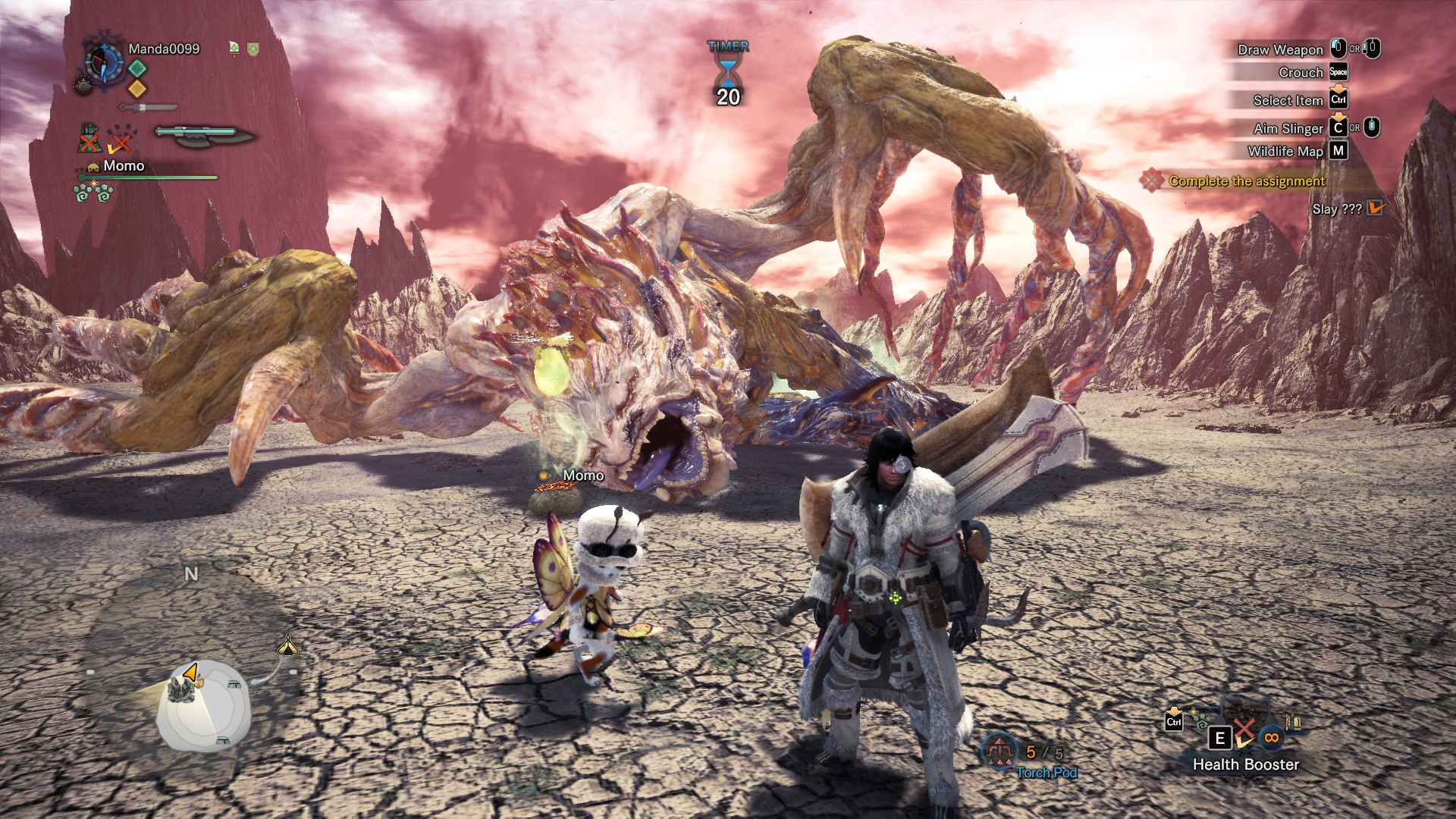 Monster Hunter: World - Tips How to Defeat Shara Ishvalda - Some tips to fight Shara Ishvalda... - B99BF00