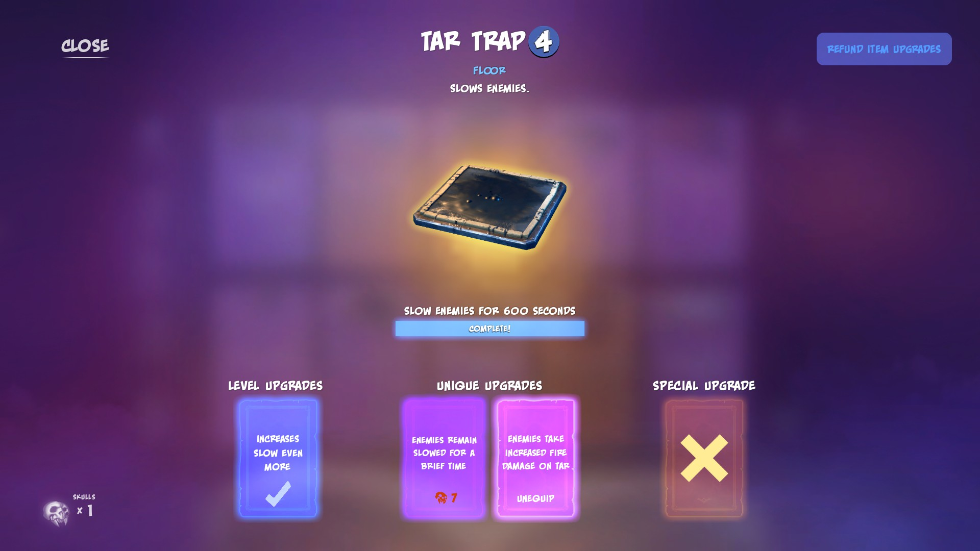 Orcs Must Die! 3 - Awesome Fire Trap Combo Guide - The Tar Trap - 8F19F96