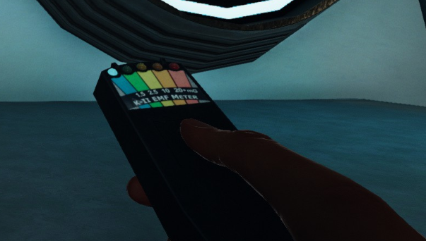 Phasmophobia - New Update Info + New Type of Ghost + NEW Equipment Items - EMF Reader - F5E4700