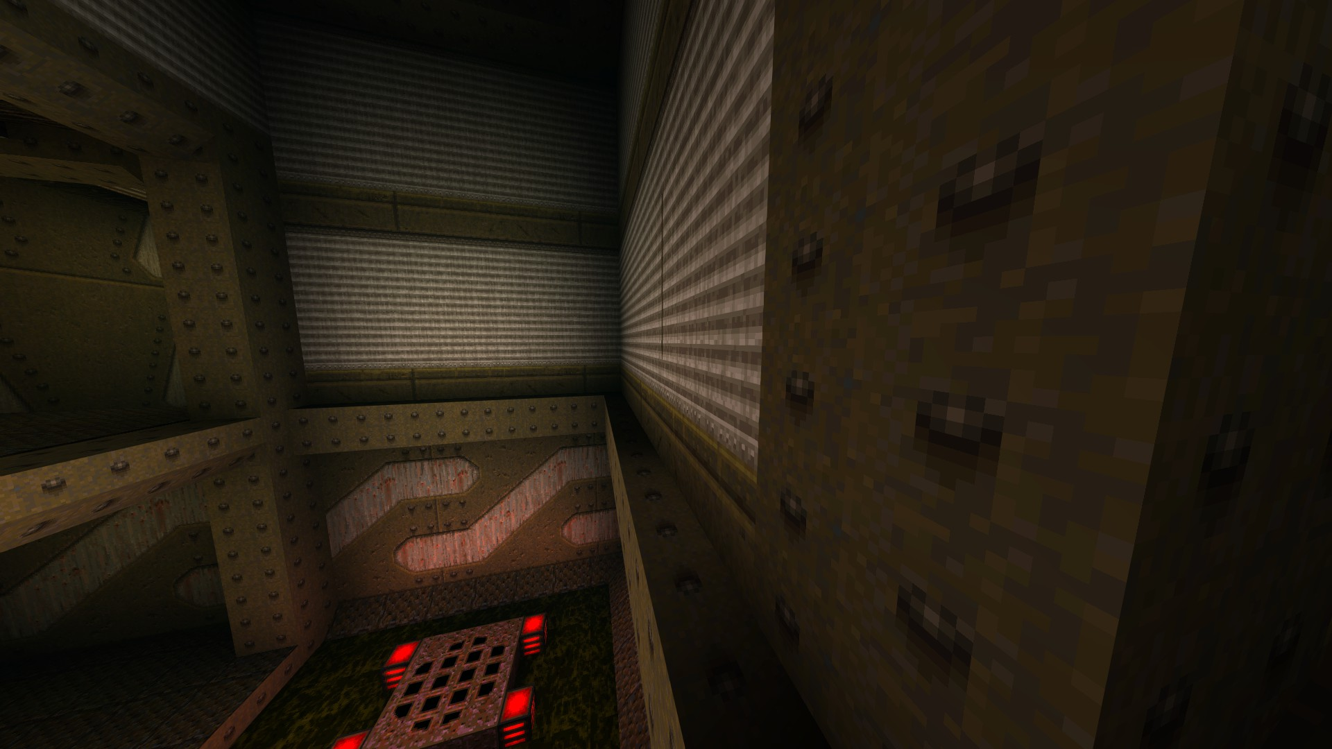 Quake - Locations of All Secrets in Game Tips - E1: Fortress of the Dead - 0129568