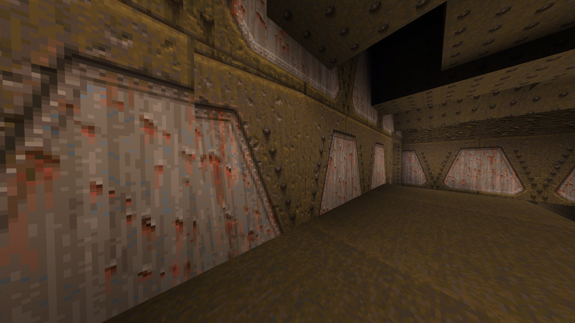 Quake - Locations of All Secrets in Game Tips - E1: Fortress of the Dead - 053A81F