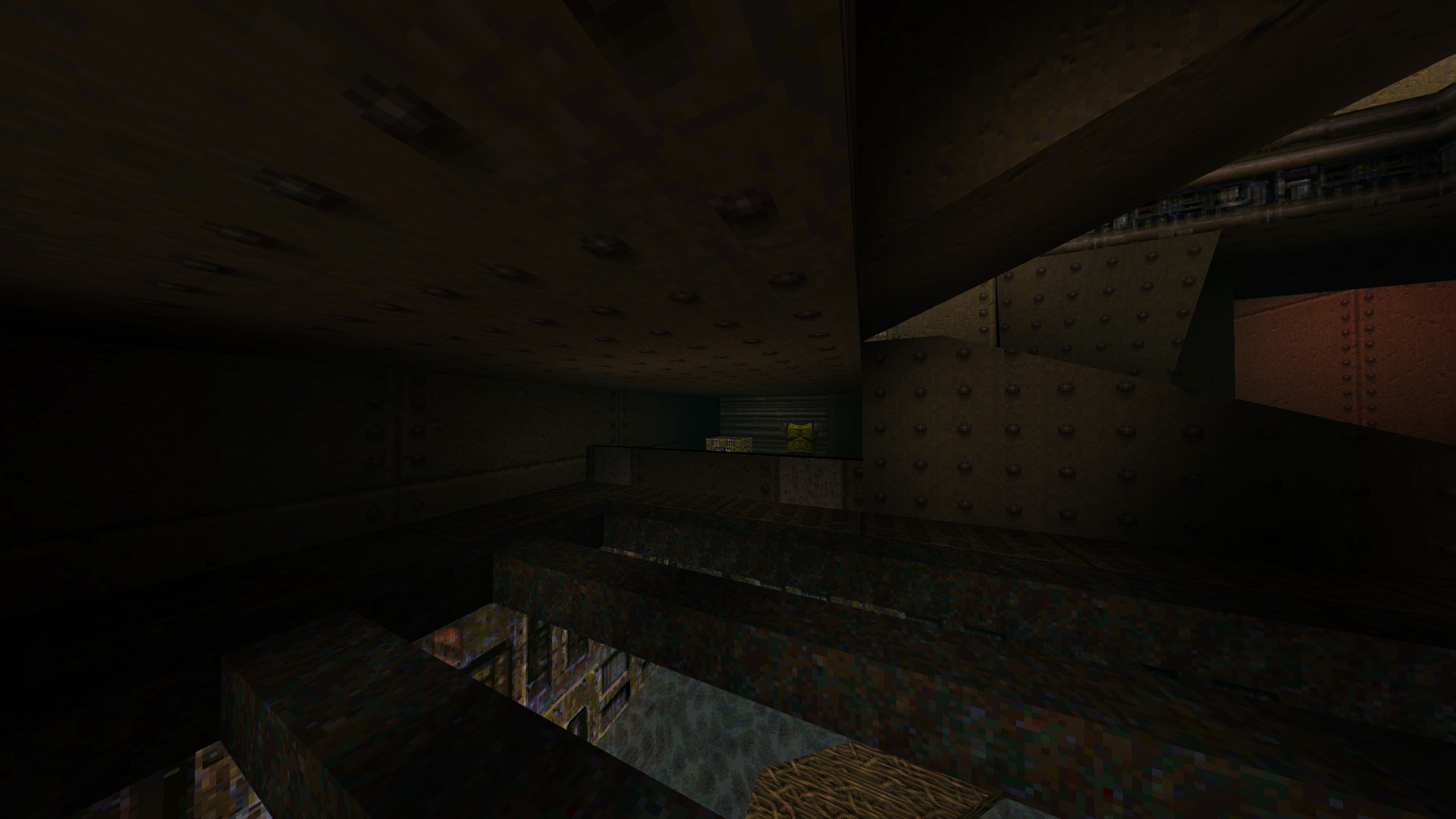 Quake - Locations of All Secrets in Game Tips - E1: Fortress of the Dead - 668A7CB