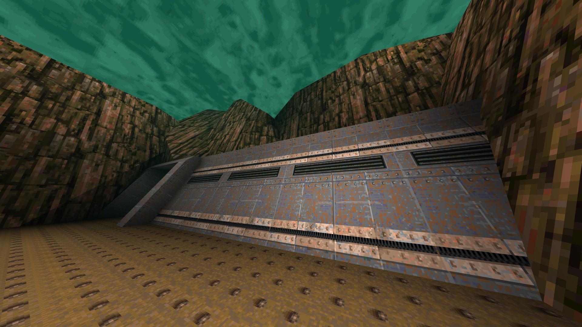 Quake - Locations of All Secrets in Game Tips - E1: Fortress of the Dead - EB56B2E