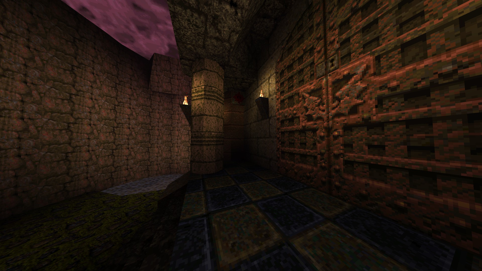Quake - Locations of All Secrets in Game Tips - E2: Dominion of Darkness - Part I - 3141770