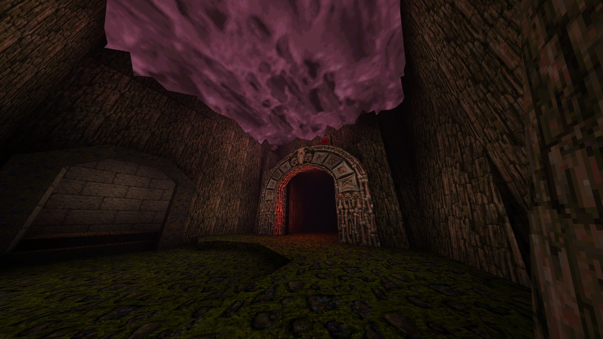 Quake - Locations of All Secrets in Game Tips - E2: Dominion of Darkness - Part I - 6626B2F