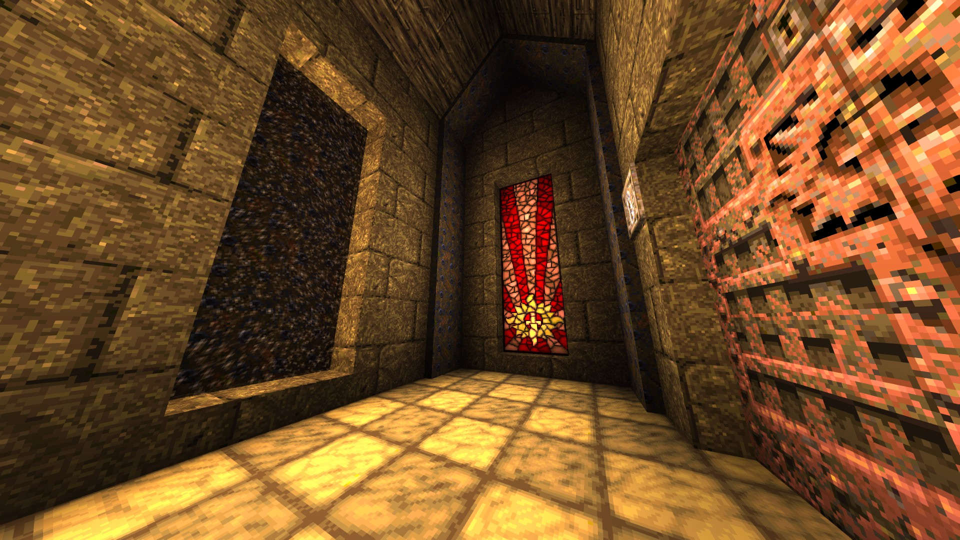 Quake - Locations of All Secrets in Game Tips - E2: Dominion of Darkness - Part I - 6C48747