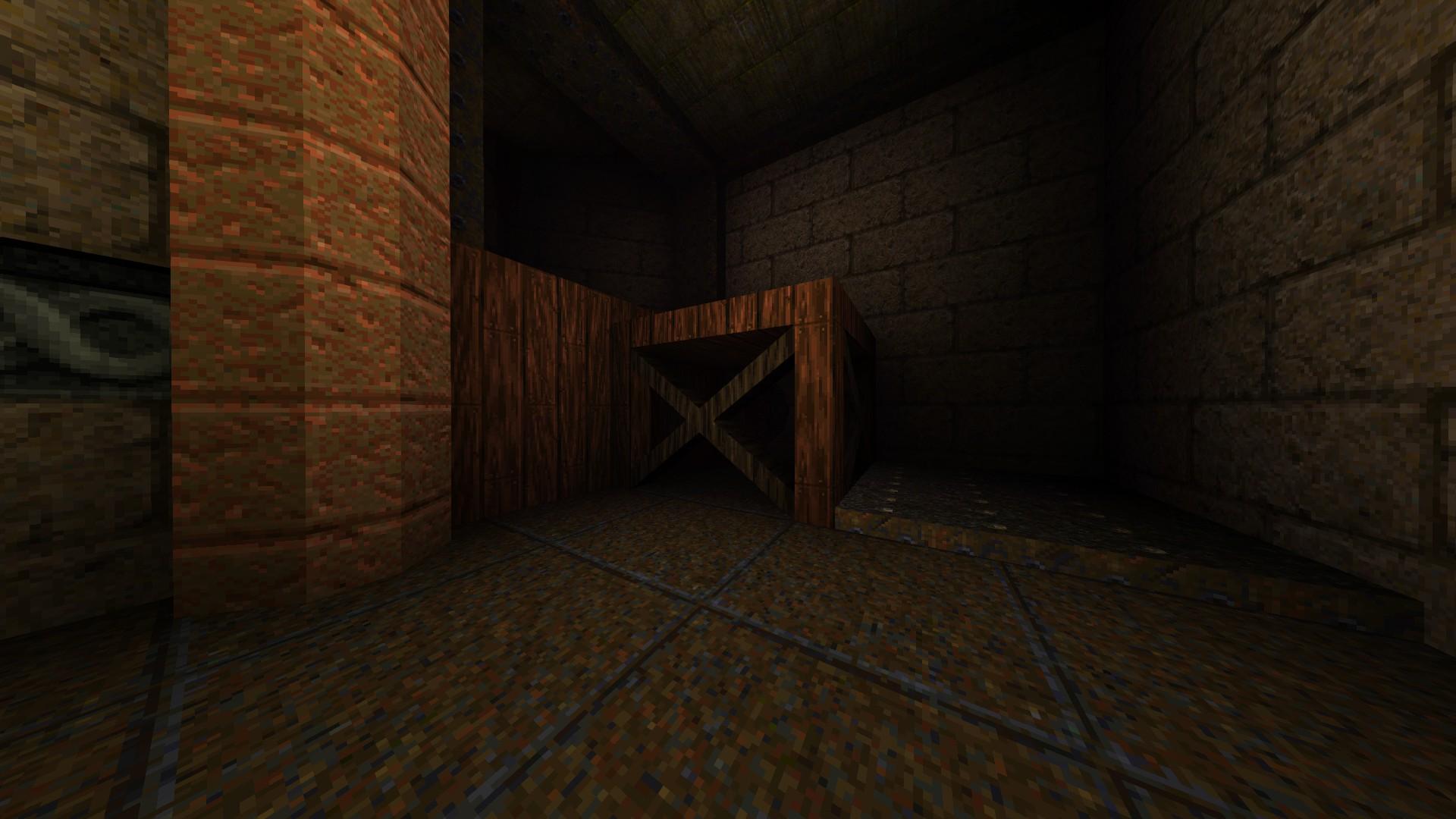 Quake - Locations of All Secrets in Game Tips - E2: Dominion of Darkness - Part I - 8E4F717