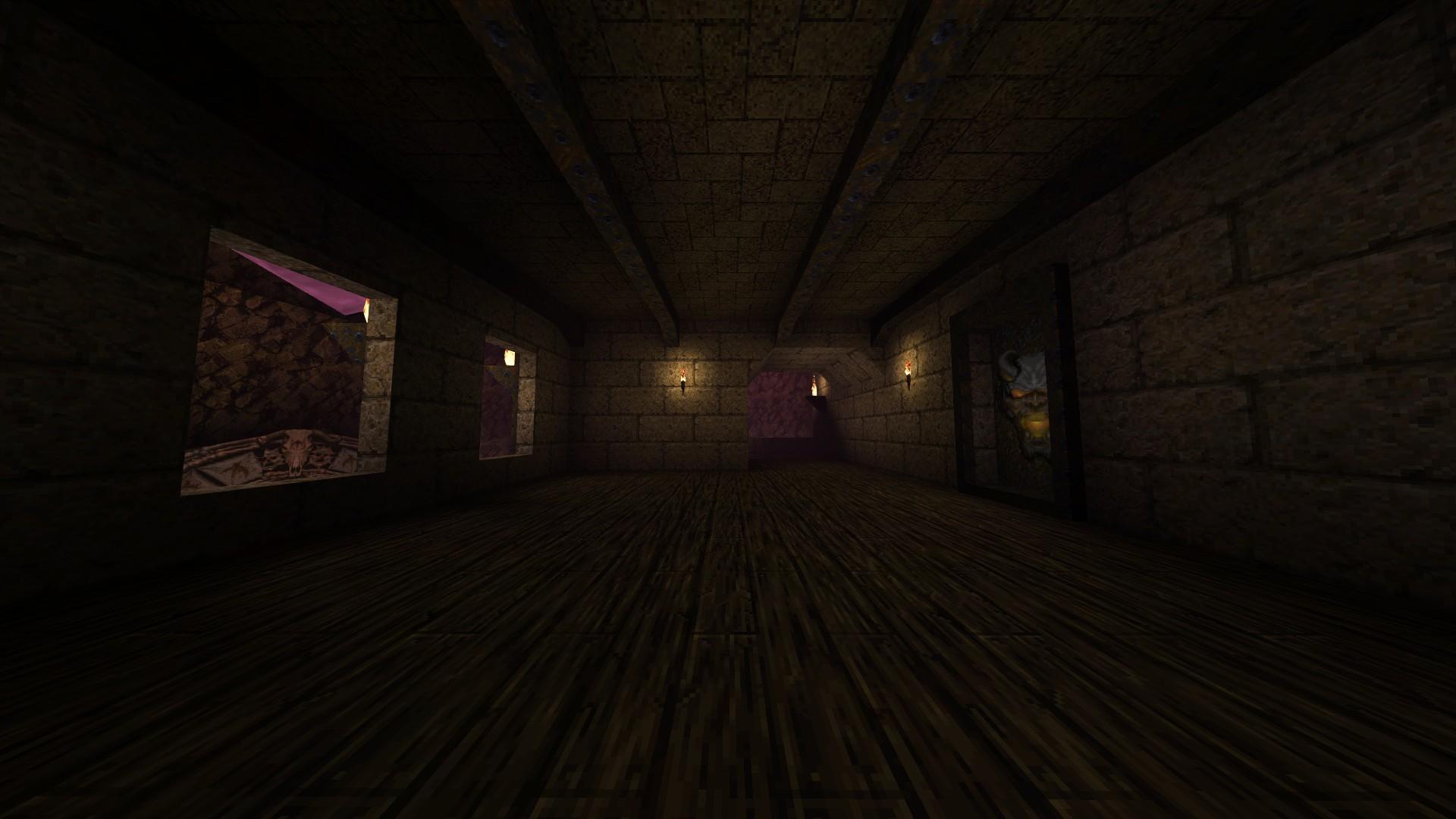 Quake - Locations of All Secrets in Game Tips - E2: Dominion of Darkness - Part I - CE787E4