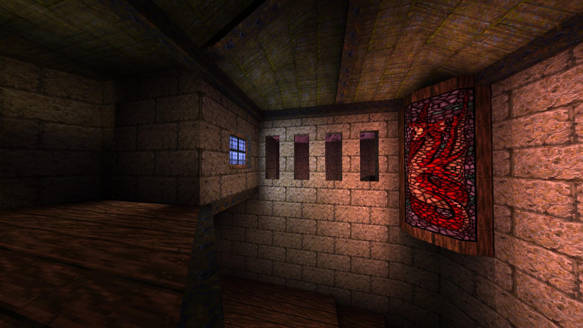 Quake - Locations of All Secrets in Game Tips - E2: Dominion of Darkness - Part I - DDBF874