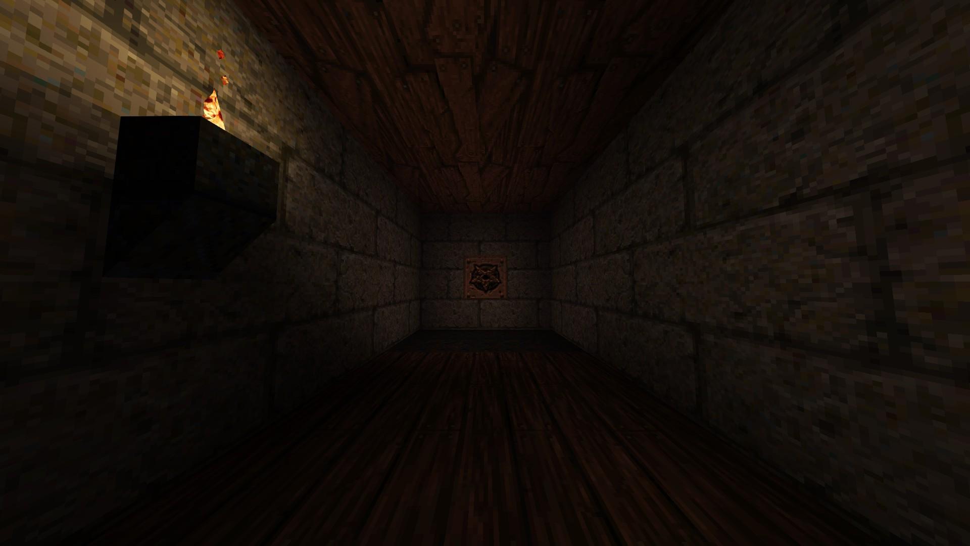 Quake - Locations of All Secrets in Game Tips - E2: Dominion of Darkness - Part I - E098D1F