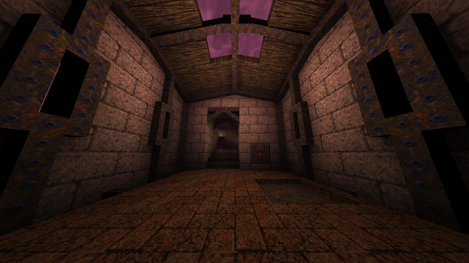 Quake - Locations of All Secrets in Game Tips - E2: Dominion of Darkness - Part I - E2278E7