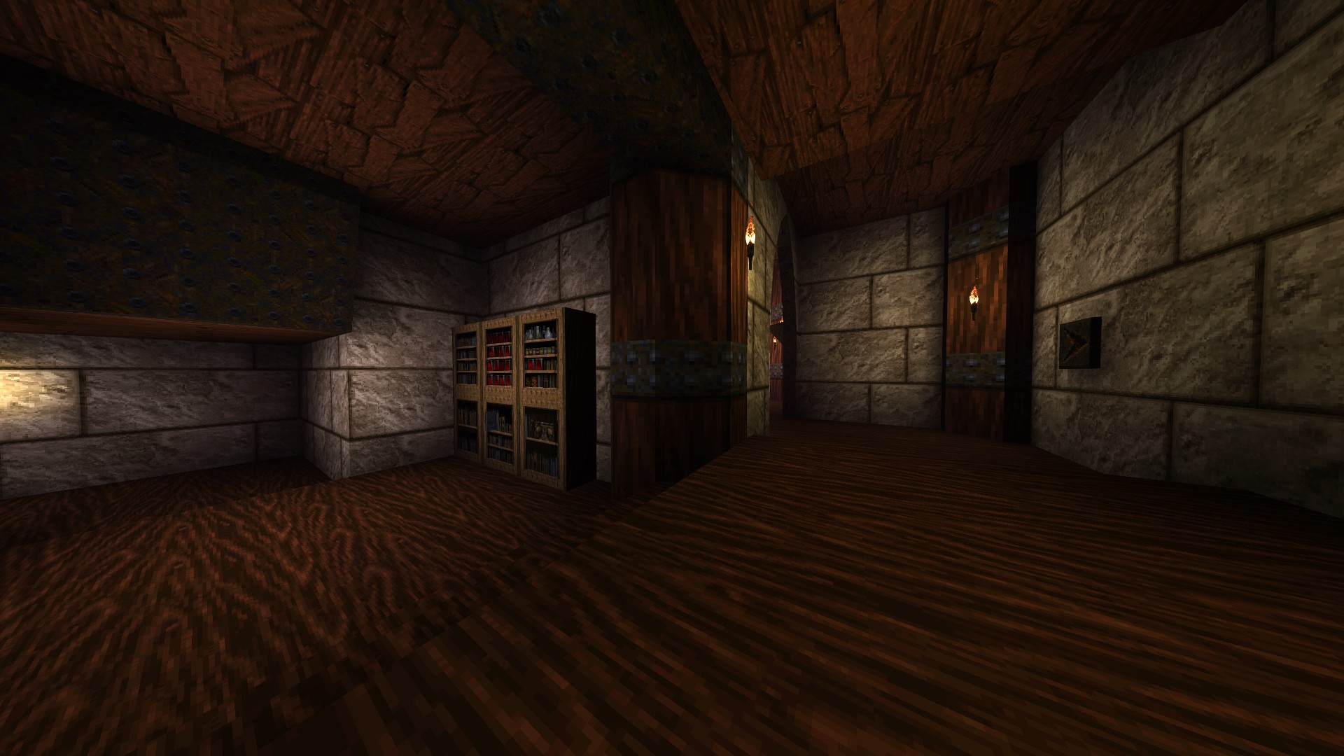 Quake - Locations of All Secrets in Game Tips - E2: Dominion of Darkness - Part I - E3332D7