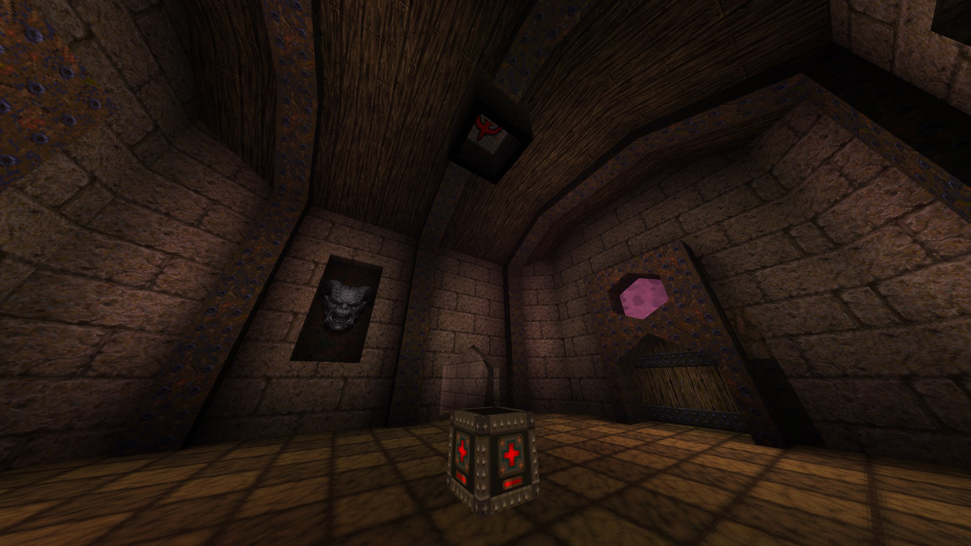 Quake - Locations of All Secrets in Game Tips - E2: Dominion of Darkness - Part I - E5A5966