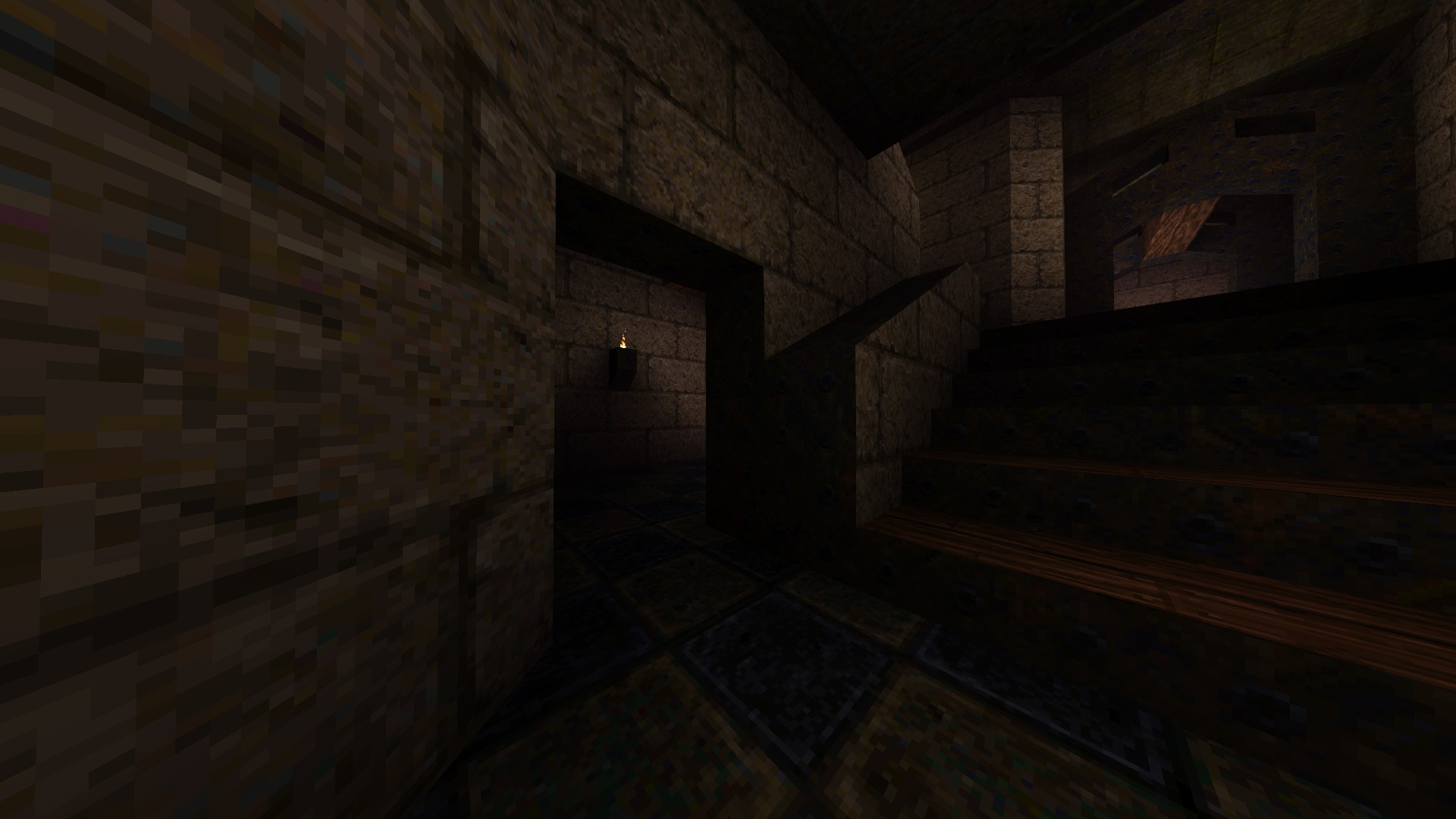 Quake - Locations of All Secrets in Game Tips - E2: Dominion of Darkness - Part I - F3F1761