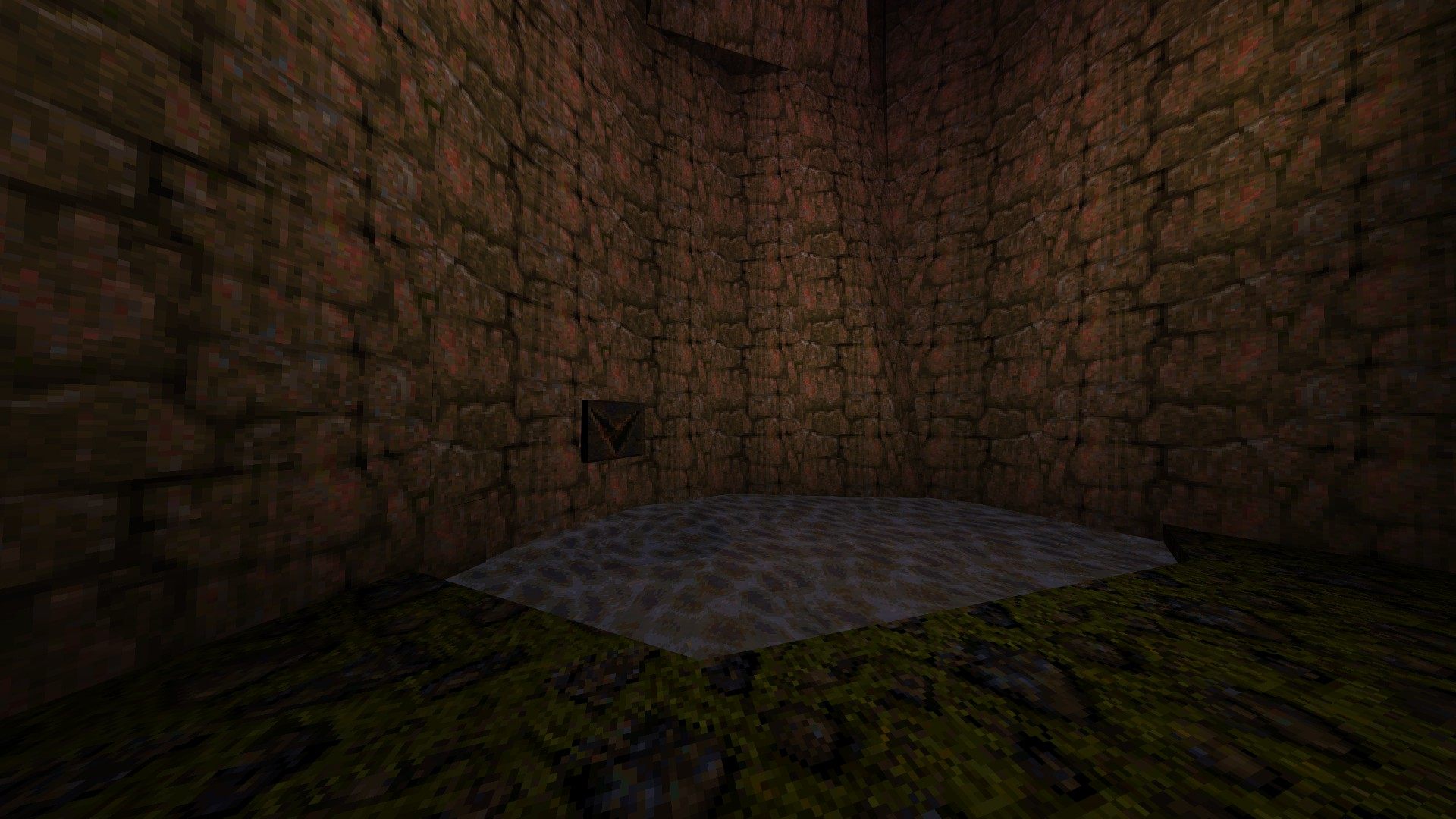 Quake - Locations of All Secrets in Game Tips - E2: Dominion of Darkness - Part I - FB0857B