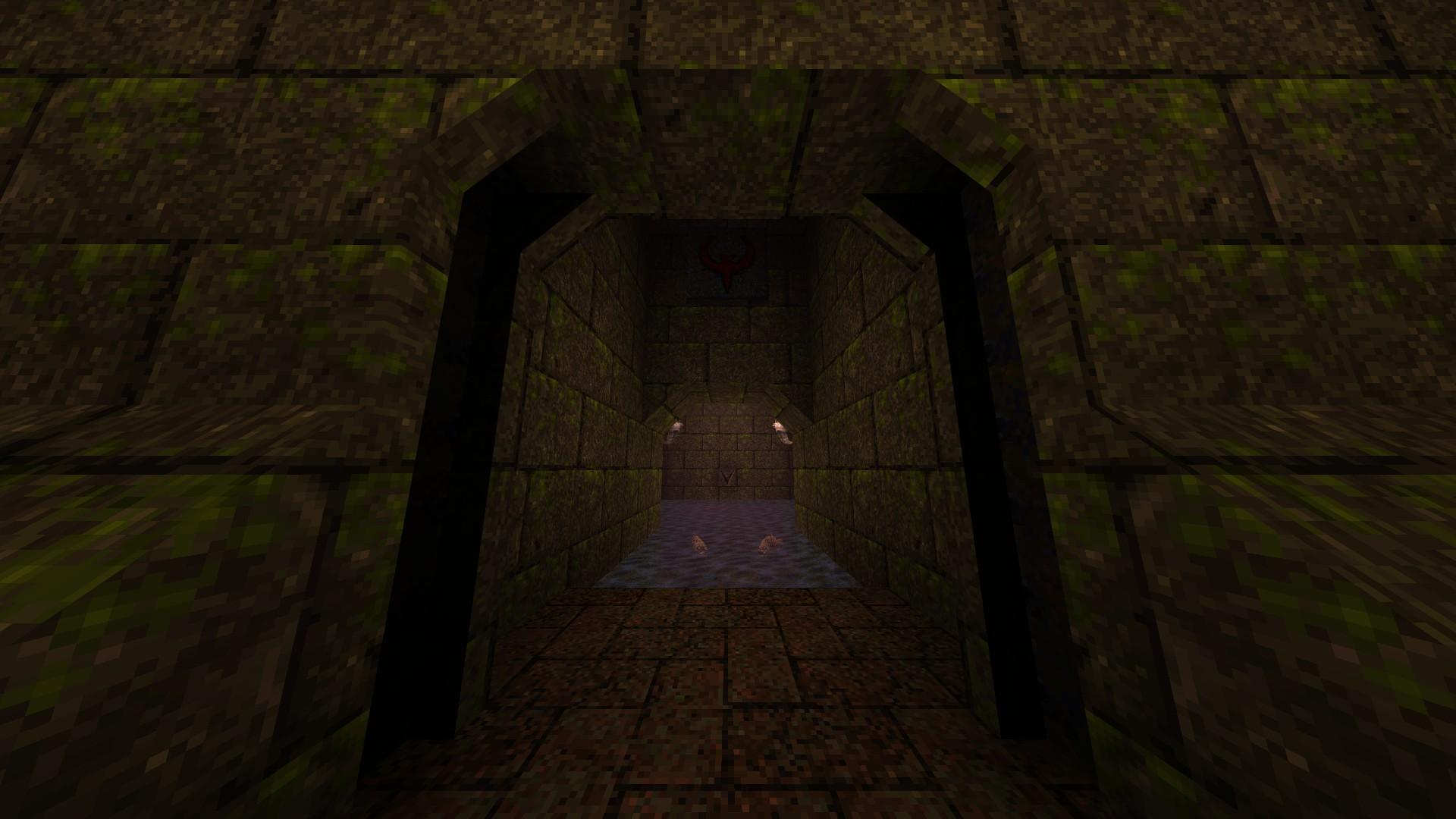 Quake - Locations of All Secrets in Game Tips - E2: Dominion of Darkness - Part I - FFA578F